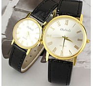 Simple couple watches (men and women each one)