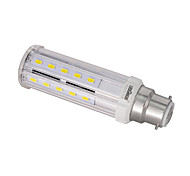 10W E14 / B22 / E26/E27 Bombillas LED de Mazorca T 32PCS SMD 5730 100LM/W lm Blanco Cálido / Blanco Natural Decorativa AC 85-265 V 1 pieza