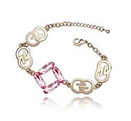 Hot New Charming Lovely Simple Bling Elegant Beauty Bracelet Bangle Party Jewelry For Women