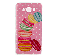 Sweet ring Pattern TPU Soft Case for Galaxy J1 Ace/Galaxy J5(2016)/Galaxy J1(2016)