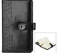 Leather Sleeve Paper Notebook