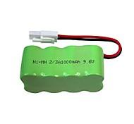 SKYARTEC nimh 9.6V 1000mAh Batterie (nm002)