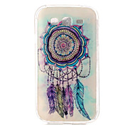 Dreamcatcher Pattern TPU Soft Case for Galaxy Grand Neo/Galaxy Grand Prime/Galaxy J1/Galaxy J5