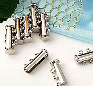 10PCS Necklace Chain Bracelet Clasp Buckle Hook 20x10mm