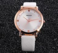 KEZZI® Women's  Fashion  Simplicity Commercial Creative Quartz  Leather Lady Watch Cool Watches Unique Watches