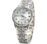 Women's Luxury Wristwatch Diamond Quartz Watch Cool Watches Unique Watches