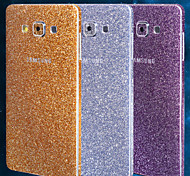 Full Body Glitter for Samsung Galaxy A7 Shiny Phone Sticker Case Sparkling Diamond Film Decals