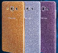 полный блеск тела галактики Samsung a5 блестящий телефон наклейка случай игристых наклейки алмазной пленки