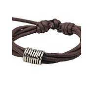 COOL Vintage / Casual Leather Leather Bracelet