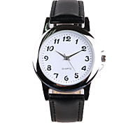 Genuine Black Belt Women's Watch Cool Watches Unique Watches