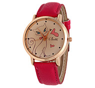 Women's Watch Cute Cat Watch Cool Watches Unique Watches Wrist Watch
