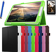 Fashion Top Quality Smart PU Leather Cover For Samsung Galaxy Tab S 8.4 T700 T705 Tablet Case+Free Screen Protector+ Pen