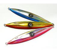 """3 pcs Cebo metálico Colores Aleatorios 200g g/> 1 Onza,178 mm/7-3/4"""" / 7"""" pulgada,Metal / PlomoPesca de Mar / Pesca de Cebo / Pesca en"""