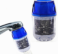 1PCS Activated Carbon Water Filter Advanced Replacement for(Diameter1.5-2cm)Tap Faucet for Drink Coffee Tea