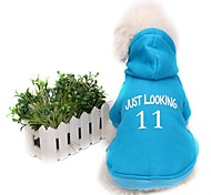 Coats for Dogs Red / Green / Blue Winter / Spring/Fall Fashion