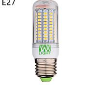 Bombillas LED de Mazorca Decorativa YWXLIGHT T E14 / G9 / B22 / E26/E27 12W 102 SMD 2835 1200 lm Blanco Cálido / Blanco Fresco AC 100-240