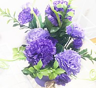 Шелк / Пластик Сирень Искусственные Цветы