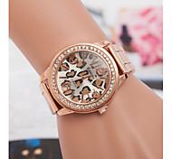 иностранные продажи дамы алмазов часы леопарда легированной стали часы завод торговых точек