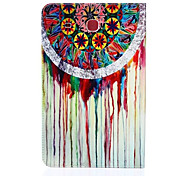 modello Dreamcatcher pu manica tablet materiale in pelle per Samsung Galaxy Tab 9.6 e (T560)