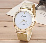 Dress Watch Fashion Watch Wrist watch Quartz Alloy Band Charm Casual Multi-Colored Brand