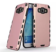 The Specially Designed Back Cover for Samsung A8 (Assorted Colors)
