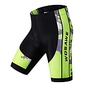WOSAWE 3D Padded Gel Cycling Shorts Mountain Bike Riding Bicycle Shorts Breathable Short Pants Fitness Ciclismo Clothing