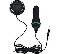 Bluetooth Musikadapter Receiver Empfänger Kfz-Freisprechanlage Ladegerät 3.5Mm See Original Listing