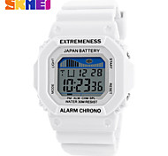 Sports Watch Kids' / Unisex LCD / Calendar / Water Resistant / Sport Watch Digital Digital