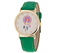 Women's Wrist watch Geneva Fashion Watch Commitments Belt Quartz Watch (Assorted Colors) Cool Watches Unique Watches