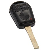 New Replacement Keyless Entry Remote Key Fob Shell Case Blade For Bmw