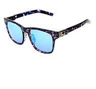 Unisex's Fashion 100% UV400 Browline Sunglasses