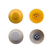6 X Analog Stick Thumb Cap Replacement for Nintendo GameCube Controller