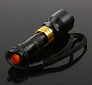 3 Watt Constant Focus Pocket Flashlight