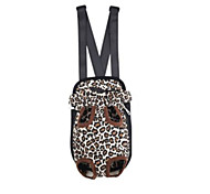 Four Legs Out Front Pet Carrier Bag Pet Dog Carrying Backpack