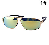 Men'sPolarized / 100% UV400 Rectangle Sunglasses