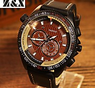 Men's Fashion  Quartz Alloy Night Light Watch(Assorted Colors) Wrist Watch Cool Watch Unique Watch