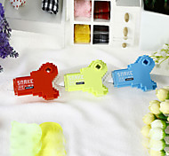 2PCS 4 M Creative Secret Alter Students Office Stationery(Style random)