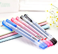 12PCS 0.4 All Needle Students Office Neutral Pen(Style random)