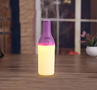 Mini Humidifier USB Portable ABS Material Led Night Light Air Purifier Essential Oil Diffuser Aroma Mist Maker