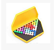 развитие детского интеллекта бисером магии пирамиды игрушка коробка