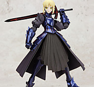 Fate/Stay Night Saber 15CM Anime Action-Figuren Modell Spielzeug Puppe Spielzeug