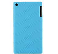 "Silicone Rubber Gel Skin Case Cover for Lenovo TAB 2 A7-30 7""Tablet(Assorted Colors)"
