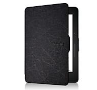 nova capa chegada estojo de couro de mão para Amazon Kindle viagem ereader 6inch Stand Case