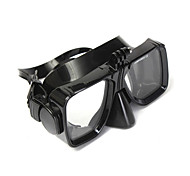 GoPro Accessories Swim Glasses Diving Mask Mount with Snorkel for Action Camera Gopro Hero 1/2/3/3+/4 SJCAM SJ4000/5000
