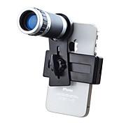 jackleo lensnano cellulare obiettivo della fotocamera del telefono 8x del telescopio zoom teleobiettivo per iPhone Samsung ecc