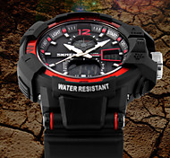 Sports Watch Men's / Ladies' / Couple's / Unisex LCD / Altimeter / Calendar / Chronograph / Water Resistant / Sport Watch Digital