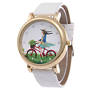 Women's  Fashion Personality Quartz  Leather Lady Watch Cool Watches Unique Watches