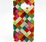 Color Cube TPU Phone Case for Galaxy A3(2016)/A5(2016)