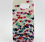 Love Painted TPU Phone Case for Galaxy S7/S7edge/S7plus