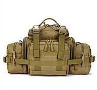Military Style Outdoor Sports Waist Bag-Shoulder Bag